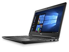 "Dell Latitude 5580 15.6"" i5-6300 512GB Laptop"