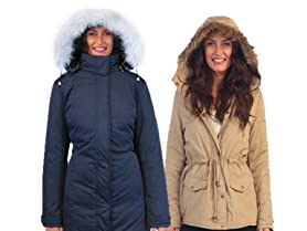 Men's and Women's Coats