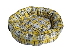 Donut Bed - Multicolored - 3 Sizes