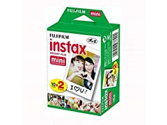 Fujifilm Instax Mini Twin Film Pack