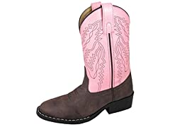 Smoky Mountain Girl's Boots, 12.5 M