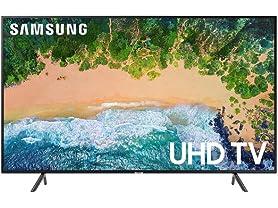 "Samsung 75"" 4K Ultra HD Smart LED TV"