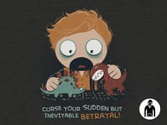 Inevitable Betrayal Pullover Hoodie