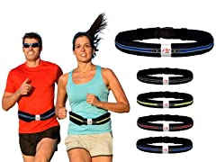 Deluxe Running Belt with Waist Pack