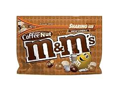 M&M'S Coffee Nut Peanut, 8ct