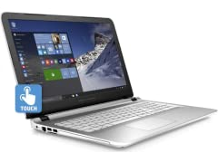"HP 15"" Full-HD Intel i5 1TB Touch Laptop"