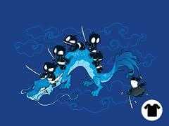 The Unstealthiest Ninja: Flight School