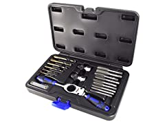 Automotive Drill & Tap Set (Metric)