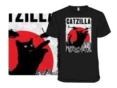 Catzilla Attacks! Heather Remix