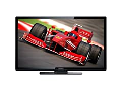 "Magnavox 46"" 1080p LED HDTV with 3 HDMI"