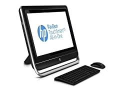 "HP 23"" Full-HD Touchsmart All-in-One PC"