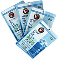 4 Pk SeaBear Ready-to-Eat Sockeye Salmon