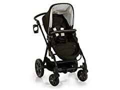 i'coo Photon Stroller - Black & White