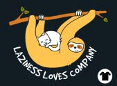 Laziness Loves Company