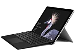 "Surface Pro 5 12"" 128GB Tablet S&D"