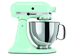 KitchenAid 5 Qt. Artisan Series Stand Mixer, Ice