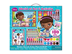Disney Doc McStuffins Giant Art Collection