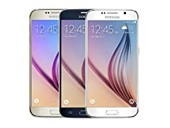 Samsung Galaxy S6 (Unlocked)(S&D)