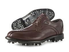 Men's Chev Blucher Golf Shoes, Brown