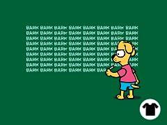 Bark Simpson