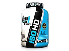 ISO HD Whey Protein Isolate and Hydrolysate