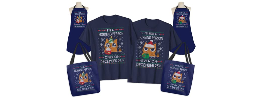 Official Ugly Holiday Sweater 2020 and Gear!