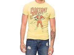 Shazam Retro Pose T-Shirt