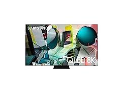 "Samsung  75"" Class Q900TS QLED 8K UHD HDR Smart TV"