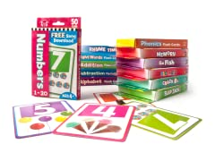 Classic Card Games & Flash Cards Bundle