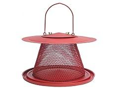 No/No Red Cardinal Bird Feeder