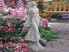 Flora Divine Patroness of Gardens Statue