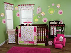 Splash Crib Bedding Set