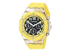 RumbaTime Mercer, Lemon Drop / Black Yellow