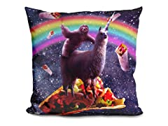 Space Sloth Pillow
