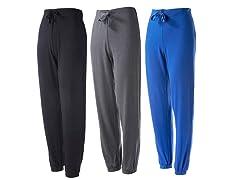 FILA Women's Obsessed Jogger Pant, 3 Colors