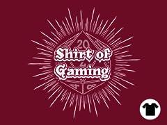 Shirt of Gaming