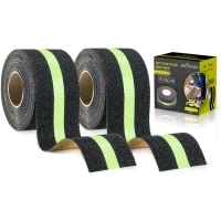 2-Pack AbcoSport Glow In The Dark Anti-Slip Grip Tape