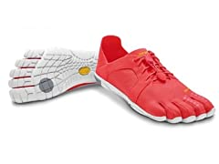 Vibram Women's CVT LS - Red/White