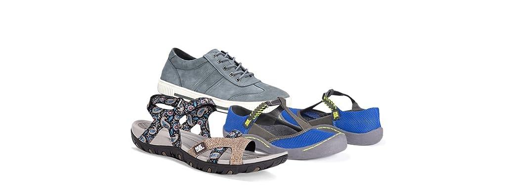 Muk Luk Men's and Women's Shoes
