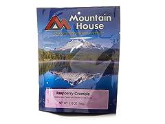 Raspberry Crumble Dessert, 6-Pack