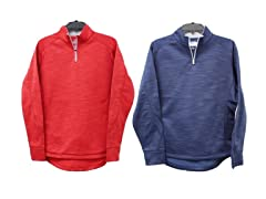 Majestic Women's 1/4 Zip Pullover 2-Pack