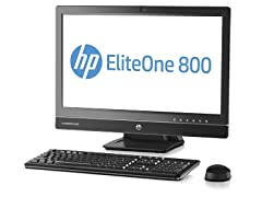 "HP EliteOne 800 23"" HD Intel Desktop"