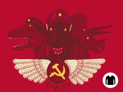 Dinosaurs Who Are Communist LS Tee
