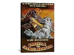 Godzilla Vs. Cosmic Monster (2-Sizes)