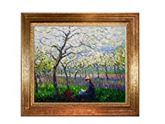Monet - An Orchard in Spring