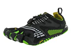 Men's KMD Sport LS - Black/Grey/Green