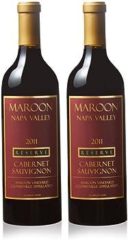 2-Pack Maroon Reserve Napa Valley Cabernet Sauvignon
