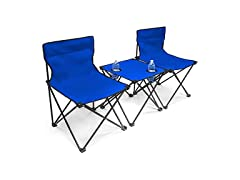 Adults Camping Chair Set