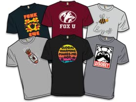 Editor's Choice Tees: NSF...Anyone!