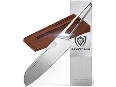"Dalstrong Crusader Series 7"" Santoku Knife"